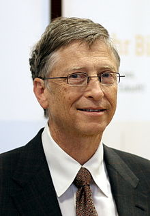 "William Henry ""Bill"" Gates III joined the CIVIQ Society"